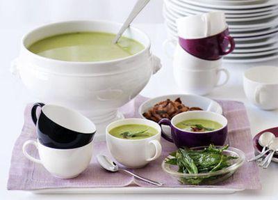 """Recipe:<a href=""""http://kitchen.nine.com.au/2016/05/19/14/57/pea-soup"""" target=""""_top"""" draggable=""""false"""">Pea soup<br> </a>"""