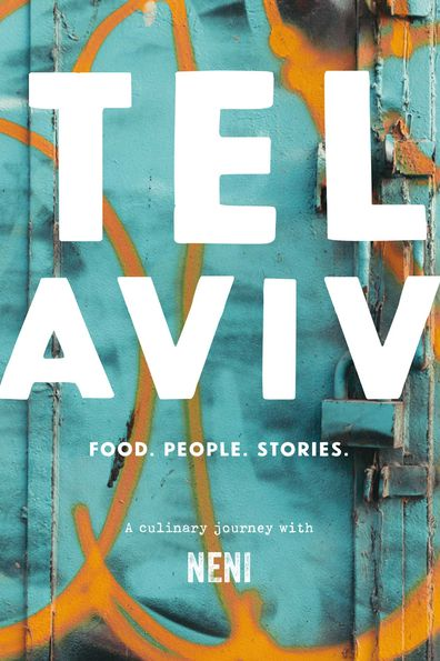 The Tel Aviv cookbook
