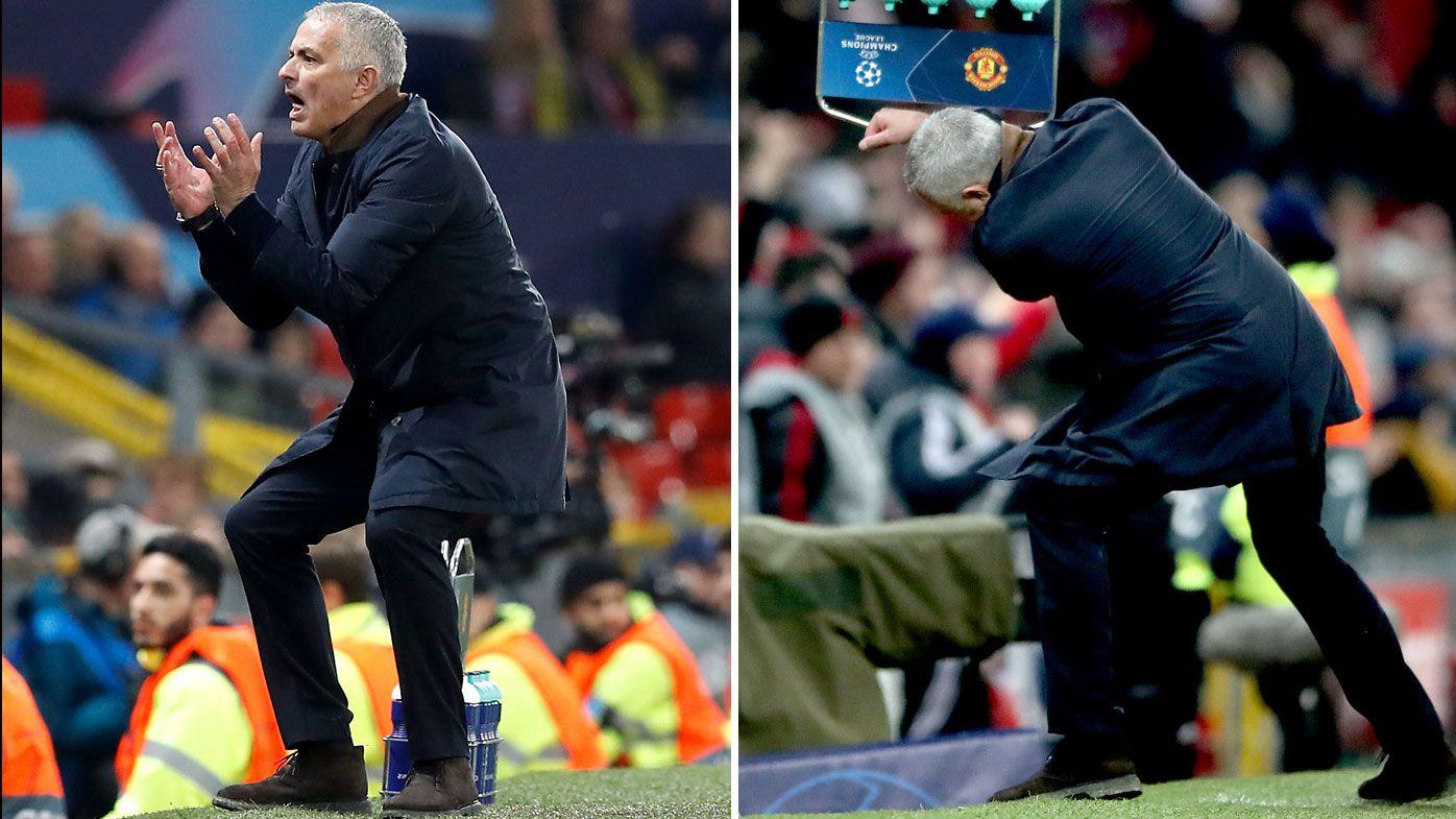 Jose Mourinho Champions League celebration has football greats calling full-time