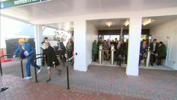 9RAW: Gates open at Flemington