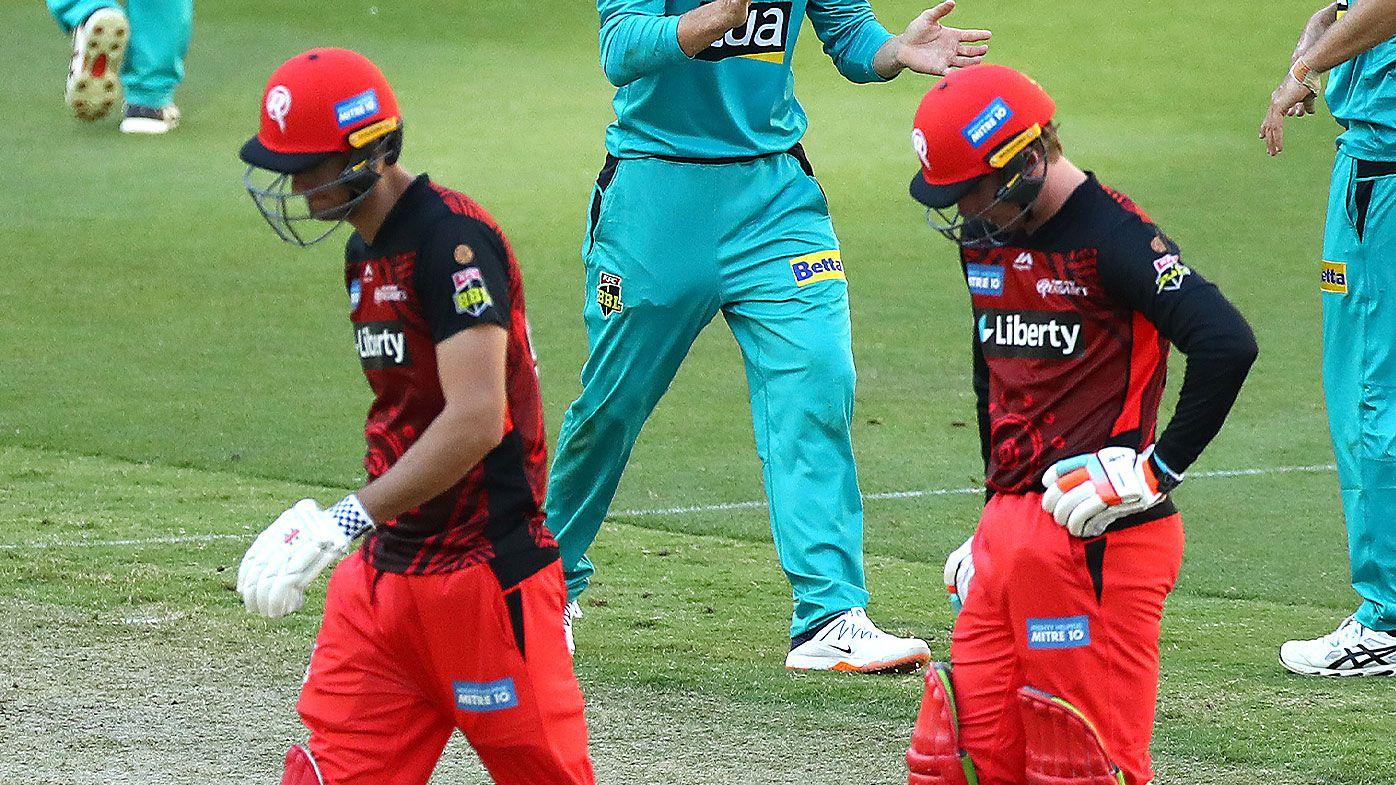 Shane Warne rips 'silly' Melbourne Renegades, Brisbane Heat keep finals hopes alive