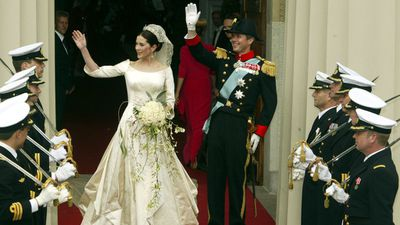 Wedding of Princess Mary and Prince Frederik, May 2004
