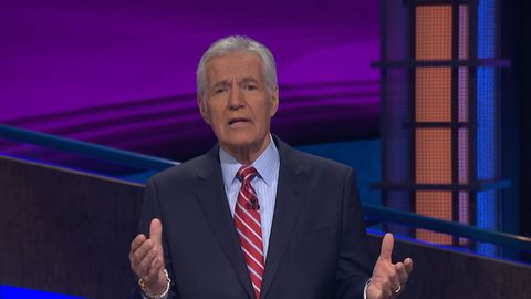 Jeopardy Host Alex Trebek Opens Up About Retiring Following