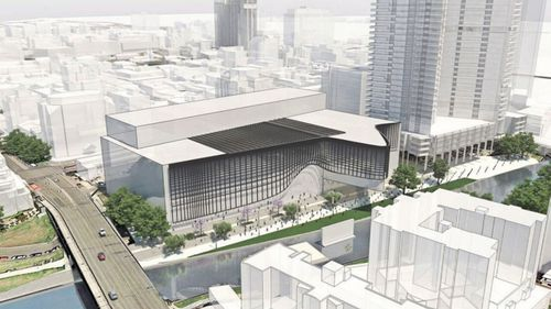 The new museum will be built with the intention of making it a world class facility. (NSW Government)