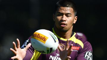 Broncos beast fined, banned by club