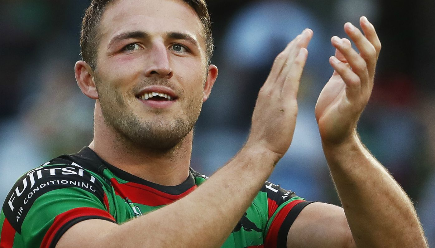 Peter Sterling says Sam Burgess needs to control his aggression following second suspension