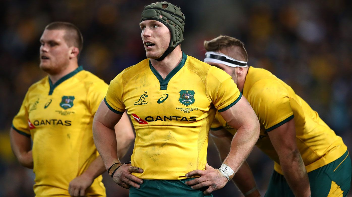 David Pocock retires from Australian rugby while Wallabies great eyes World Cup swansong