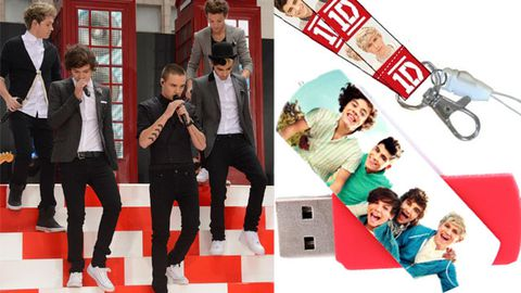 One Direction rejects deal to promote condoms, releases USB sticks instead