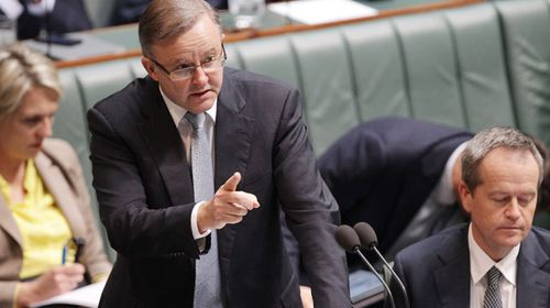 Albanese questions Shorten turn-backs