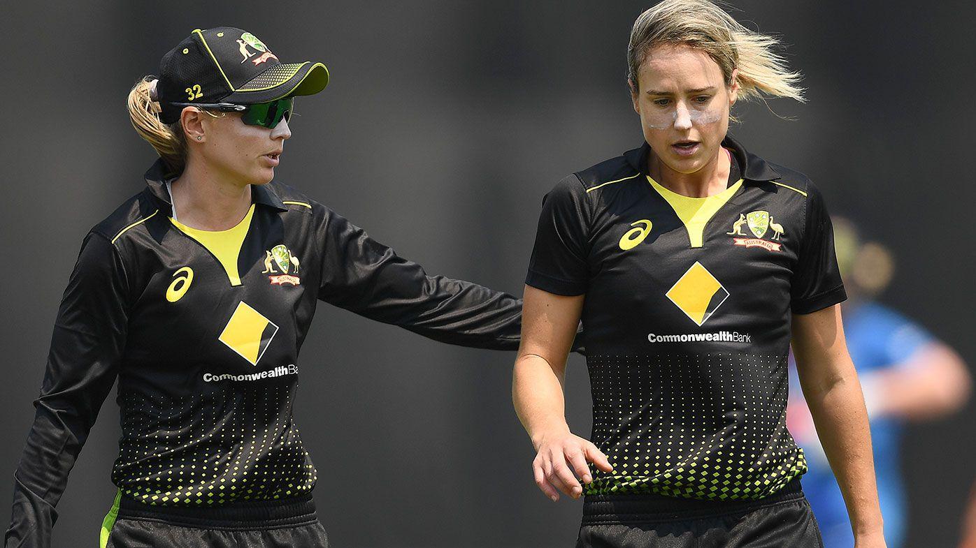 Australia lose women's T20 to India