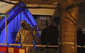 EU slaps sanctions on Syrians and Russians over Skripal attack