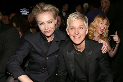 We'd expect this reaction from pretty much anyone who was seated behind Hollywood power couple, Ellen Degeneres and Portia De Rossi, but the fact that it was <i>American Idol</i> winner Kelly Clarkson, makes this photobomb all the more sweet. <br/><br/><i>Image: <a href=http://www.mstarz.com/articles/8337/20130211/kelly-clarkson-photobomb-grammys-photo-songstress-hilarious-ellen-degeneres-portia-de-rossi-photobomb-highlight-night-poll.htm>MStarz</a></i>