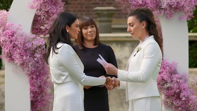 Episode 2 recap: Same-sex wedding makes MAFS history