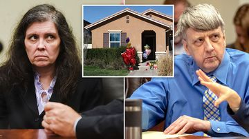 California's 'House of Horrors' couple jailed for life