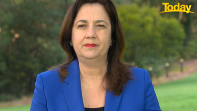 Annastacia Palaszczuk said Queensland is implementing the 'next stage of reforms' to help domestic violence victims.
