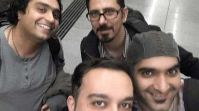 "<p _tmplitem=""14"">Two Iranian sports journalists were among the victims.</p><p _tmplitem=""14""> Milad Hojatoleslami, pictured back left, was working for the Tasnim news site and Hussein Javadi, front left, was a reporter for the Vatan Emrouz newspaper.</p><p _tmplitem=""14""> The two men had travelled to Barcelona to cover a match between the Barcelona and Real Madrid football teams. (Supplied)</p>"