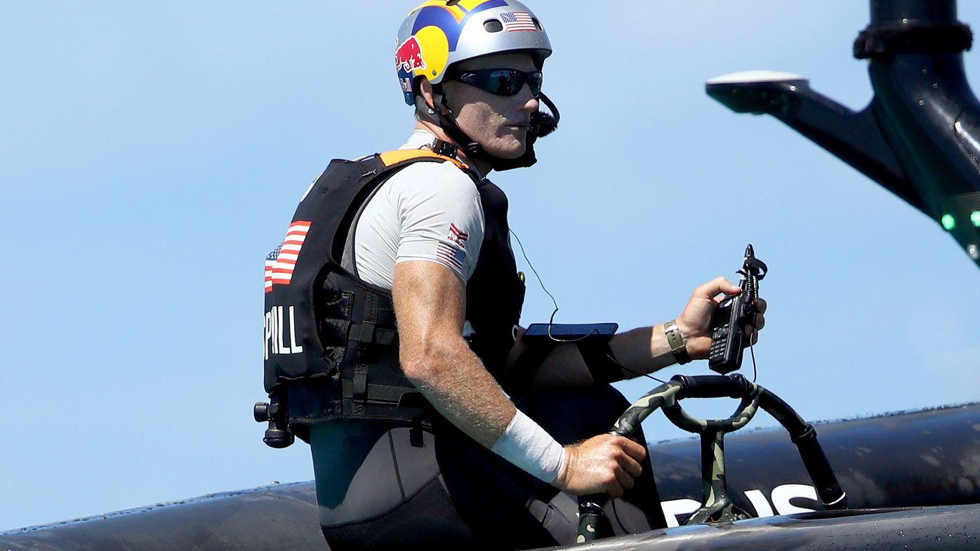 Jimmy Spithill joins Team USA ahead of Sail GP 2021 season