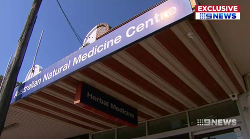 Dr Chen was operating out of a Gladesville medical centre with his treatments.
