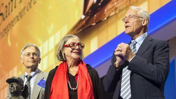 Walton family (16th,17th & 18th richest) Worth combined $203.5 billion