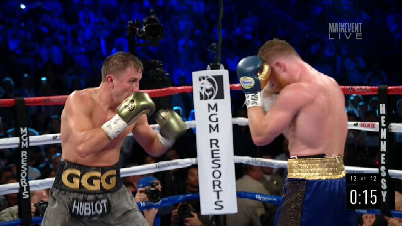 Alvarez, Golovkin fight out draw