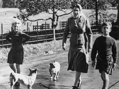 Her Majesty went public with her choice to vaccinate her children against polio in 1957.