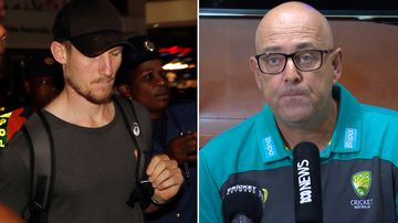 Lehmann begs Australians to forgive ball-tampering trio