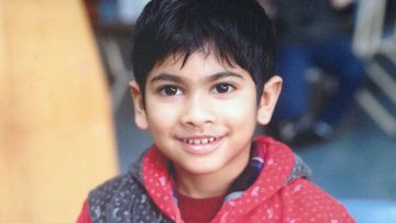 Six-year-old Adyan was born in Geelong, Victoria, but could be deported along with his family back to Bangladesh because of his mild disabilities.