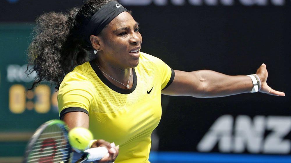 Sick Williams smacks Sharapova again