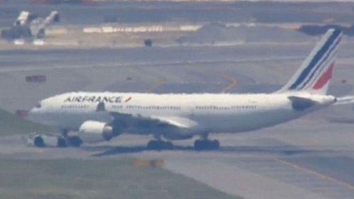 US fighter jets scrambled to intercept Air France flight