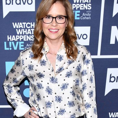 Jenna Fischer as Pam Beesly: Now