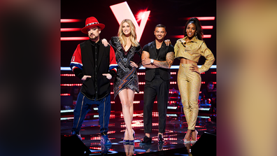 <p>Ten episodes, but only four outfits. Our Coaches have spent A LOT of time in these getups throughout The Blind Auditions. </p>