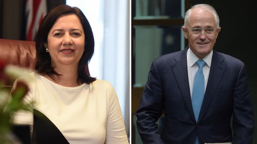 Three-year NDIS roll-out to begin in Queensland in July, Premier Annastacia Palaszczuk announces