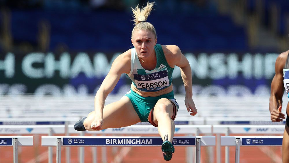 Pearson confident of Rio Olympics success