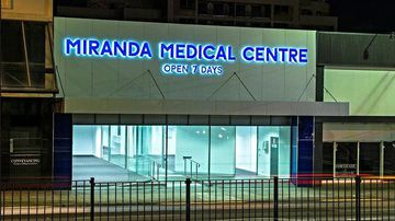 Doctor 'indecently assaulted' Sydney female patient