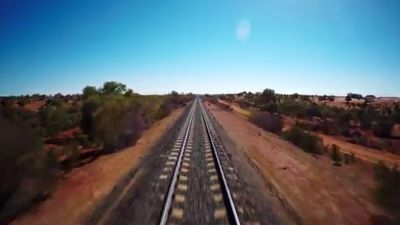 Aussies can't stop watching this 'mesmerising' and 'entrancing' train documentary