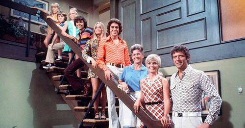 The Brady Bunch house is up for sale in LA. Picture: Supplied