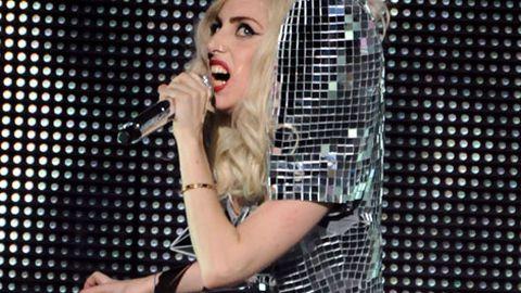 Gaga being Gaga...