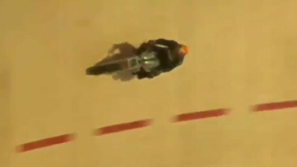 British stunt rider conquers 'Wall of Death'