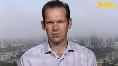 Queensland senator Matt Canavan believes COVID vaccines shouldn't be enforced in workplaces.