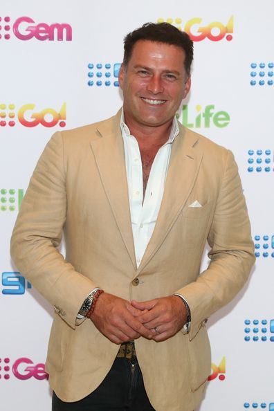 Karl Stefanovic attends Nine's post Logies Recovery Brunch at The Star Gold Coast on July 01, 2019 in Gold Coast, Australia.