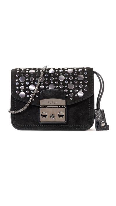 "<a href=""http://us.furla.com/"" target=""_blank"">Metropolis Bag, $599, Furla</a>"