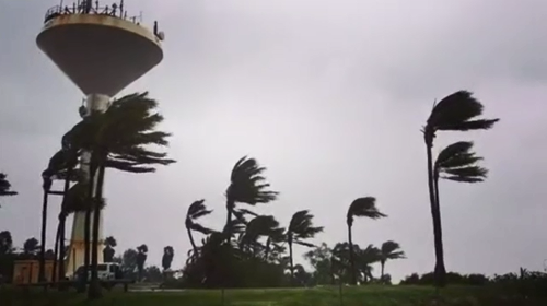 Tropical Cyclone Veronica has brought strong, dangerous winds throughout parts of the WA coast.