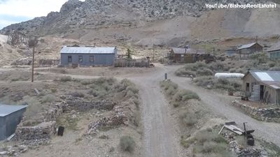 Creepy California ghost town to get new lease on life as tourist attraction