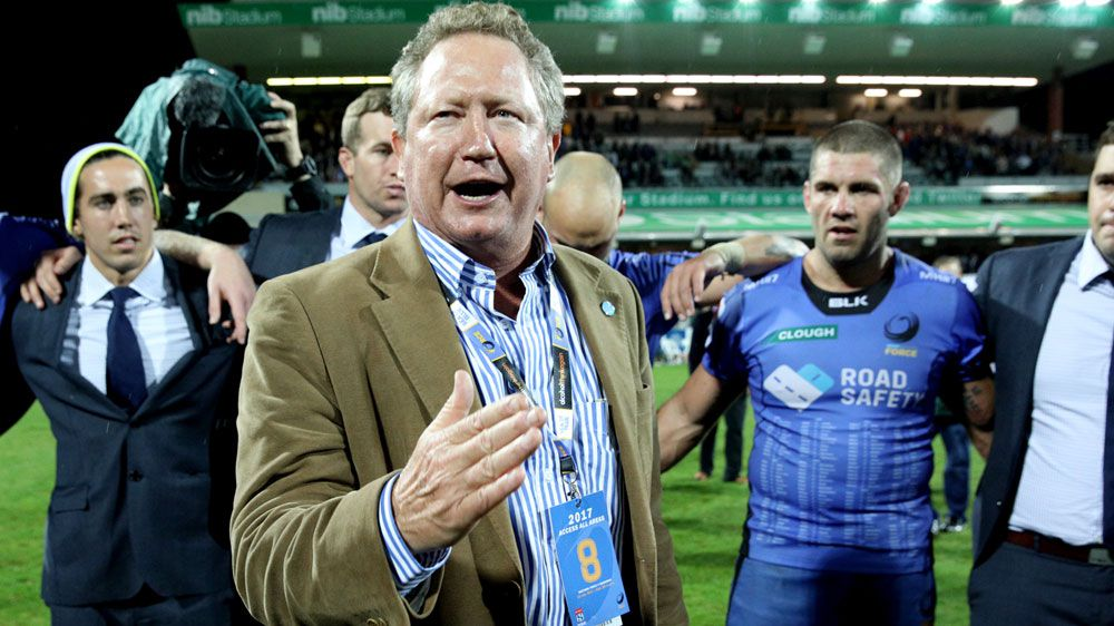 ARU famous for bleeding money according to mining billionaire Andrew Forrest