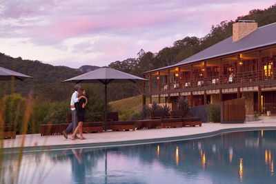 <strong>Perfect for families with teenagers: Emirates One&Only Wolgan Valley, Blue Mountains</strong>