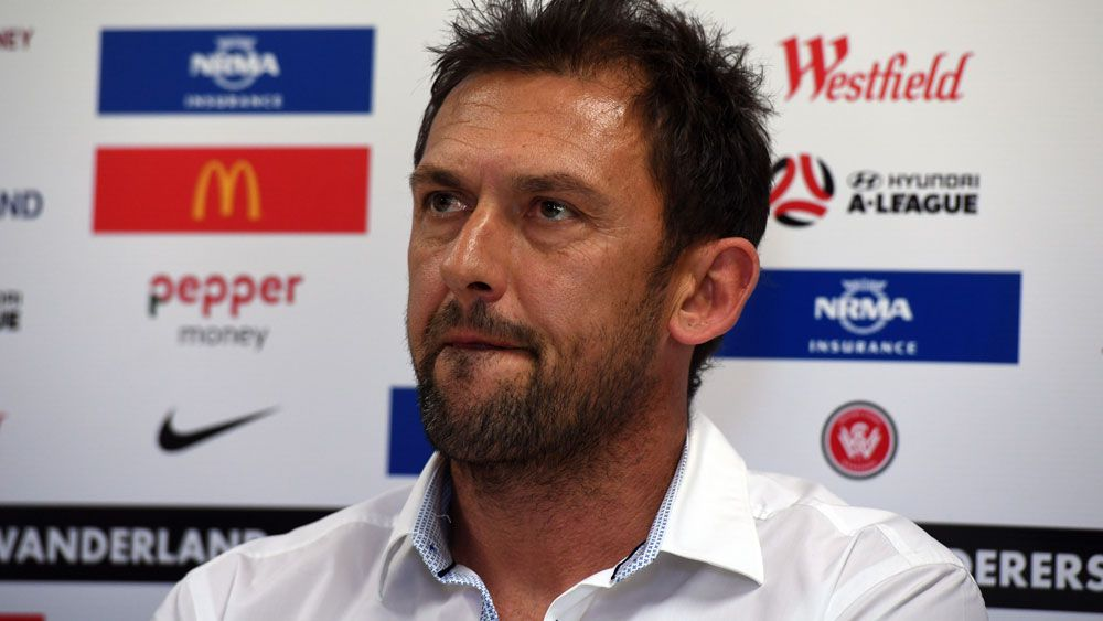 Former Western Sydney Wanderers coach Tony Popovic on shaky ground at Turkish club as board quits