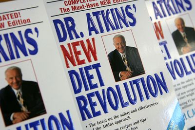 <strong>1980s - The Atkins diet</strong>