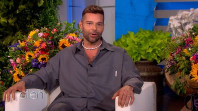 Ricky Martin speaks about his love for his family