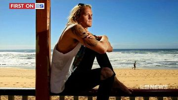 Man charged over alleged coward-punch attack on Newcastle surfer