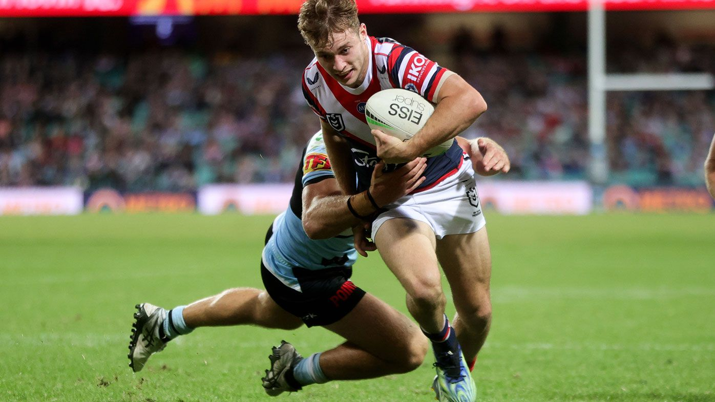 Chad Townsend slams James Tedesco over claims he sledged Roosters young gun Sam Walker